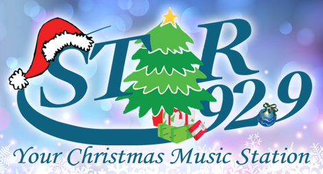 STAR 92.9 YOUR CHRISTMAS MUSIC STATION